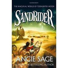 Sandrider: A Todhunter Moon Adventure-ExLibrary