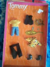 baby Kelly TOMMY Ryan Country Cowboy SHIRT Blue JEANS Fashion Clothes BOOT Shoes