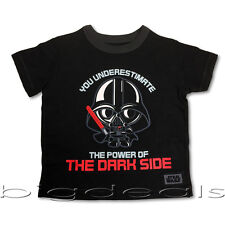 Star Wars T-Shirt Rogue One Episode I II III IV V VI VII Kids Jedi Kylo Ren Cute