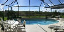 6 Bed Pool Villa, Orlando, Florida, Gated Resort, 15 mins to Disney, sleeps 14