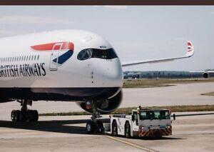 British Airways Online Voucher (£804)