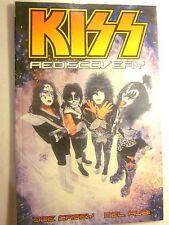 KISS: Rediscovery Graphic Novel by Joe Casey (2003) Dark Horse Comics (NM, 9.4)