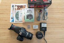 Canon EOS Rebel T2i / EOS 550D 18.0MP Digital SLR Camera - Black (Kit w/ EF-S IS