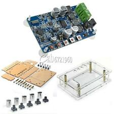 TDA7492P 2 x 50W Bluetooth 4.0 Audio Receiver Amplifier Module Board + Case New