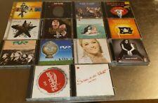 14 CD´s Alben --Deutsche Interpreten,NDW,Deutsch Rock,Songwriter,Schlager