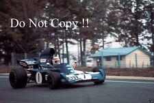 Jackie Stewart Tyrell 005 Winner USA Grand Prix 1972 Photograph
