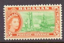 Lightly Hinged Bahamian Stamps (Pre-1973)