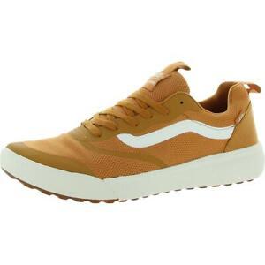 Vans Mens Ultrarange Rapid Orange Skate Shoes Sneakers 12 Medium (D) BHFO 3033
