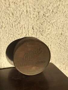 Vintage Bunte Marshmallow Tin Chicago, IL