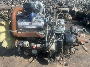 Detroit Diesel Engine 6V92T Turbo Super Charged Engine 92 Series Diesel Engine