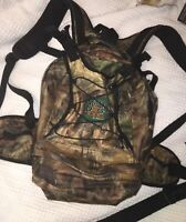 Stearns Hunting Camping Backpack Mad Dog Gear L Pack Silent Technical Xterior