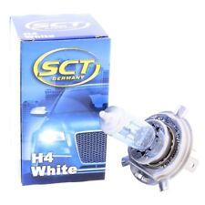 SCT H4 White Plasma Halogenlampe Leuchte 12V 60/55W Glühlampe LED Xenon