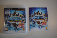 playstation all-stars all stars nattle royale ps3 ps 3 playstation  3