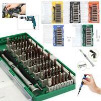 Mini Magnetic Driver Kit 60/63 In 1 Precision Screwdriver Set Phone Repair Tool