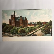 Terre Haute Indiana Rose Polytechnic Institute Unposted Postcard