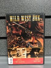 Wild West Box A Town Called Hell/Eagle's Wing Double Feature   DVD   Ships Fast