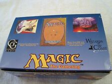 Legends Booster Box EMPTY Magic the Gathering Very Rare