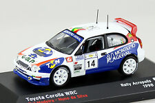Toyota Corolla WRC Rally 1998 #14 1:43 Ixo/Altaya Modellauto / Die-cast