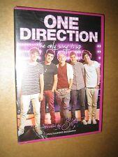 One Direction - The Only Way Is Up (DVD, 2012) New and Sealed - FREEPOST