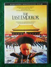 """Dvd """"The Last Emperor"""" - Bernardo Bertolucci - Winner of 9 Oscars"""