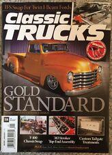 Classic Trucks Gold Standard F-100 Chassis Swap Jan 2016 FREE SHIPPING!