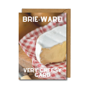 Funny Mature Cheese Birthday Card Humour Greeting Cards Friend