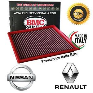 Filtro Aria sportivo BMC FB674/20 Made in Italy per NISSAN QASHQAI 1.6 E 2.0 DCI