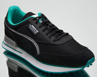 Puma Mercedes Future Rider F1 Motorsport Men's Black Lifestyle Sneakers Shoes