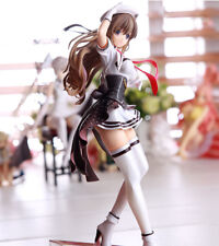 Anime Chunithm Mishima Haruna 1/7 PVC Figure 25cm Statue Toy No Box