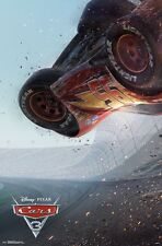 CARS 3 - ONE SHEET - MOVIE POSTER 22x34 - DISNEY 15095