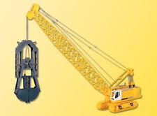 Kibri 11280 Pelle à câble avec paroi moulée, KIT DE MONTAGE, H0
