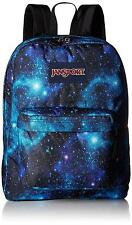 JanSport School Backpack Bookbag Bag SuperBreak Galaxy New