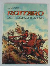 W. Vance Ramiro Der Scharlatan Comic Sammlerauflage 1986 B10251