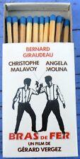 Boîte d'allumettes film Bras de fer, Bernard Giraudeau