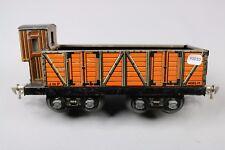 Y1010 JEP train 4685 M O wagon tombereau avec guerite transport marchandise 185