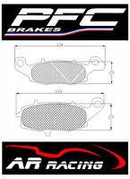 Performance Friction Race Brake Pads 95 Comp to fit Suzuki SV 650 S 1999-2015