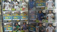 FIFA WORLD CUP BRASIL 2014 X203 CARDS IN A BINDER.