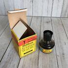 Vintage Pelikan Ink Bottle w Original Box Germany for Fountain Pen Drawing