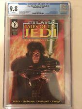 Star Wars: Tales of the Jedi/Dark Lords of the Sith 6 CGC 9.8 NM/M Exar Kun Ulic