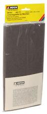 NOCH 99151 - H0/TT - MÖSSMER plaques de mousse M. marron Gravier