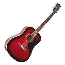 EKO RANGER 6 RED SBT chitarra acustica classica tavola in abete NUOVA garanzia