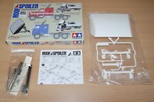 Tamiya 56546 Trattore Camion TETTO SPOILER WHITE EDITION (Hauler/Globe King Liner)