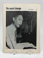 Vintage June 1955 THE RECORD CHANGER Rare Jazz Music Magazine