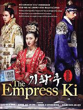 Empress Ki Korean Tv Drama ( 17 DVD ) NTSC All Region Excellent Eng Sub Box Set