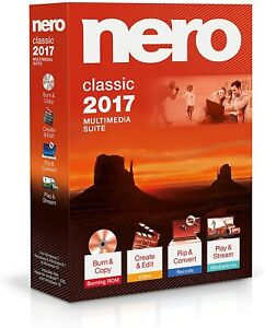 Nero 2017 Classic for Windows