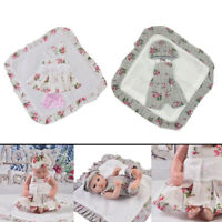 Adorable Reborn Baby Girl Boy Doll Outfits for 10-11inch Doll Clothing Sets