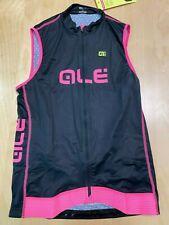 Alé Cycling Triathlon Top - Black/Pink - Women's Xl