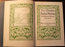 1900-1949 Originale Antiquarische Bücher aus Märchen für Kinder-& Jugendliteratur