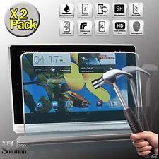"Pack 2 Protector de Pantalla de Vidrio Templado para Lenovo Yoga Tablet 10 10.1"" pulgadas"