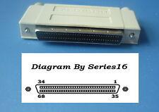Generic HPDB68 Ultra Wide 160 SCSI 68 Pin Terminator